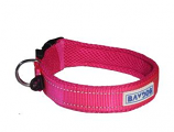 BayDog - Tampa Collar- Pink - Medium
