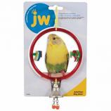 JW Pet - Bird Toy Ring Clear