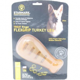StarMark - Treat Ringer Flex Grip Turkey Leg