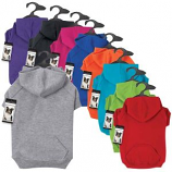 Zack & Zoey - Basic Hoodie - Large - Red
