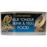 Zoo Med - Zoo Menu Tegu And Monitor Canned Food - 6 oz