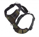 BayDog - Chesapeake Harness- Camo - Small