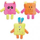 Ethical Dog - Calypso Cuties Square Plush Toy