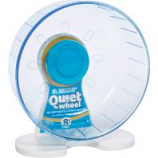 Prevue Pet Products - Prevue Quiet Exercise Wheel - Blue Tint - 8 Inch