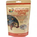 Zoo Med -Tortoise & Box Turtle Flower Food Topper -1.4 Oz