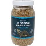 Flukers -Floating Frenzy Sticks For Aquatic Turtles - 7.5 Oz