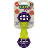 Ethical Dog -Geo Play Dumbell - Assorted - 7 Inch