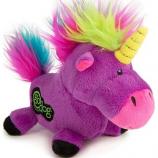Quaker Pet Group - Godog Unicorn - Purple - Small