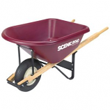 Scenic Road Mfg  - Wheelbarrow - Parts Box For M6 - 1R Wheelbarrow - 6 Cu Ft