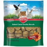 Kaytee Products - Timothy Hay Baked Small Animal Treat - Carrot - 4 oz