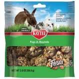 Kaytee Products - Fiesta Pop-A-Rounds Treat - Small Animals - Peanuts - 2 oz