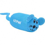 Coastal Pet Products -Lil Pals Mesh Mouse - Blue - 5 Inch