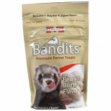Marshall Pet - Bandits Premium Ferret Treat - Peanut Butter - 3 oz