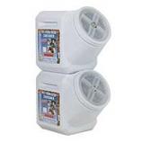 Gamma Plastics - Vittle Vault Outback Stackable Container - 40 Lb+
