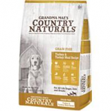 Grandma Mae S Country Nat - Country Naturals Grain Free Limited Ingredient Dog - Turkey - 4Lb
