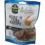 Petiq - Betsy Farms Bistro Surf 'N Turf Recipe - Beef/Fish - 3 Oz