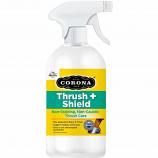 Manna Pro-Packaged - Corona Thrush+Shield Spray - 8 oz