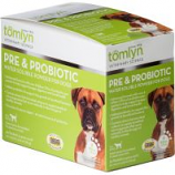 Tomlyn Products - Pre & Probiotic Water Soluble Powder For Dogs - White - 30 Ct