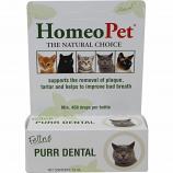 Homeopet - Homeopet Feline Purr Dental Drops - 15 Ml