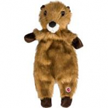 Ethical Dog - Plush Furzz Beaver - Brown - 20 In