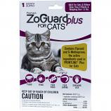 Durvet - Flea And Tick  D -Zoguard+ Single  Cats - >1.5 Lb