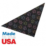 Top Performance - Colorful Paws Bandanas