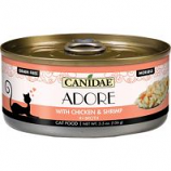 Canidae - Pure - Canidae Adore Canned Cat Food - Chicken/Shrimp - 5.5 Oz