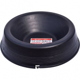 Tuff Stuff Products - Heavy Duty Feeder Bowl  - Black  - 7 Gallon
