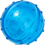 Ethical Dog - Playstrong Scent-Sation Ball - Blue/Bacon - 3.25 Inch