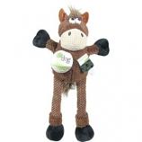 Quaker Pet Group - Godog Checkers Skinny Horse - Large