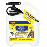 Bonide Products  - Revenge Equine Fly Spray Ready To Use - New York Asst - 1.33 Gallon
