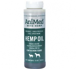 Animed - Pure Hemp Oil For Dogs And Cats - 7.5 oz