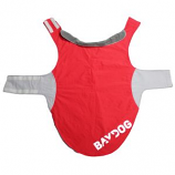 BayDog - Saginaw Bay Fleece- Red - X Small