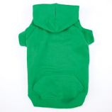 Casual Canine - Basic Hoodie - XSmall - Green