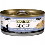 Canidae - Pure - Canidae Adore Canned Cat Food - Sardine/Mackerel - 5.5 Oz