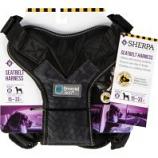 Quaker Pet Group -Sherpa Seatbelt Safety Harness Crash Tested - Black - Medium