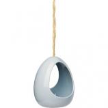 Prevue Pet Products - Ceramic Cage Bird Bath - Blue -  Blue