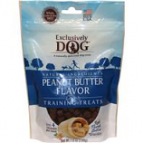 Exclusively Pet - Chewy Training Treats - Peanut Butter - 7 Ounce