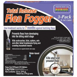 Bonide Products  -Total Release Flea Fogger - 6 Ounce / 3 Pack