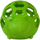 Jw - Dog/Cat -Jw Hol-Ee Cow - Green - Small