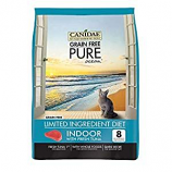 Canidae - Pure - Canidae Pure Ocean Indoor Formula Dry Cat Food - Fresh Tuna - 5 Lb