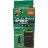 Zoo Med -Paludarium Replacement Filter Cartridge -20 Gallon