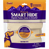 IMS Trading Corporation - Smart Hide Curls - Beef - 4 Inch/4 Pack
