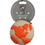 Planet Dog -Usa Globe Ball Floating Orbee Dog Toy - Mint - 4 Inch
