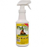 Durvet Fly - Fly Rid Plus Insecticide Spray - 32 Ounce