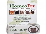 Homeopet - Homeopet Feline Nose Relief - 15 Ml