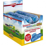 Super Pet - Container-Kaytee Crittertrail Wide Tube - Blue - 10 Inch
