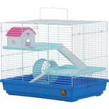 Prevue Pet Products - Prevue Critter Clubhouse - Blue/White