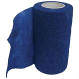 Animal Supplies International - Wrap-It-Up Flex Bandage - Blue - 4 Inch x 5 Yard