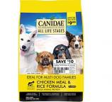 Canidae - All Life Stages - Canidae All Life Stages Dry Dog Food - Chicken/Rice - 4 Lb